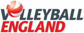 Volleyball England logo with link to website