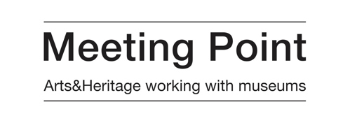 Logo of Meeting Point and Arts & Heritage