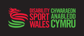 Disability Sport Wales logo and website link