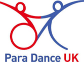 Para Dance UK logo with link to website