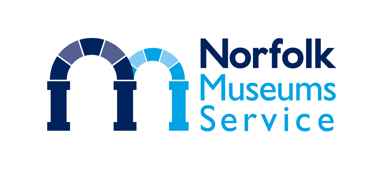 Logo of Norfolk Museums Service