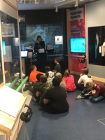 Family Fun Day at the Paralympic Heritage Centre