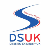 Disability Snowsport UK logo with link to website