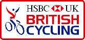 British Cycling logo with link to website