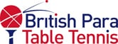 British Para Table Tennis logo with link to website
