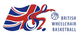 British Wheelchair Basketball logo with link to website