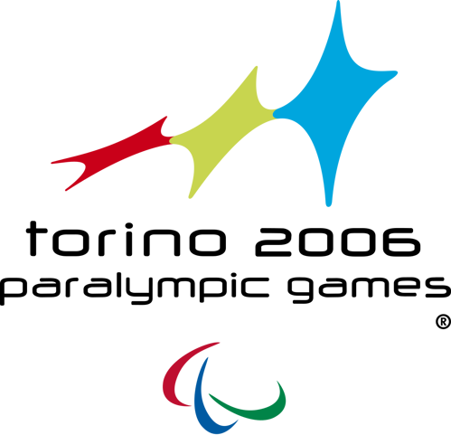 Logo of the Torino 2006 Paralympic Winter Games