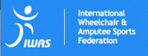 International Wheelchair and Amputee Sports Federation logo with website link
