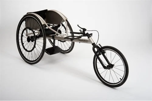 Image of the Flying Start racing wheelchair from Motivation