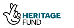 Colour logo of the National Lottery Heritage Fund