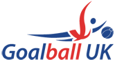 Goalball UK logo with link to website
