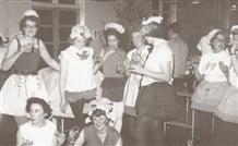 New Years Eve Party 1960s
