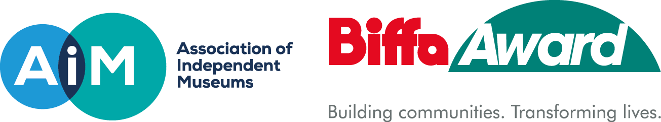 Logo of the AIM Biffa Award