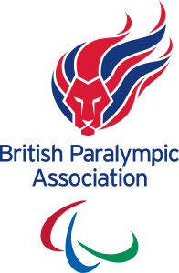 British Paralympic Association logo with website link