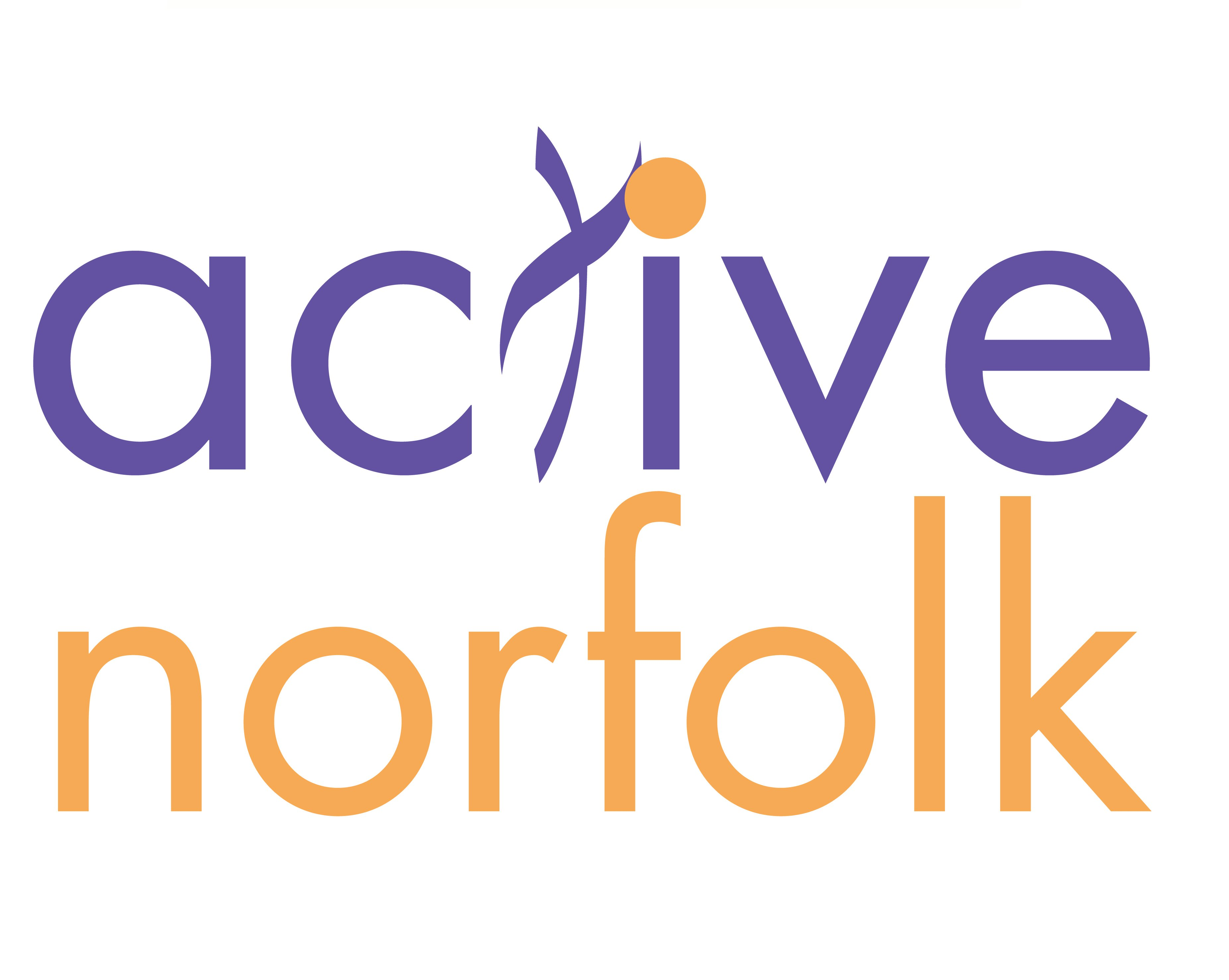 Logo of Active Norfolk
