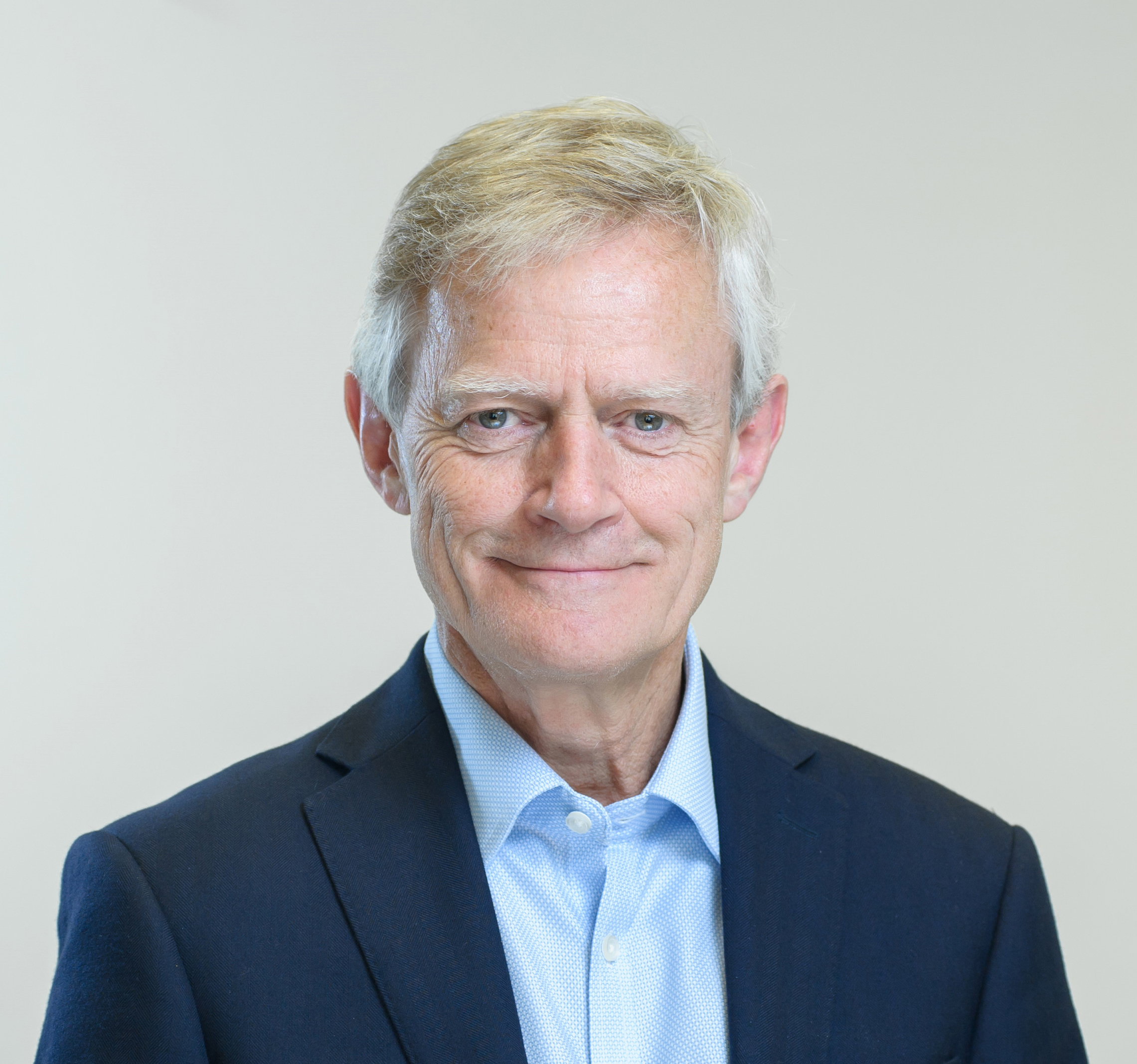 Head and shoulders photo of Mike Sharrock, Chairman of the BPA