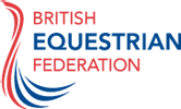 British Equestrian Federation logo with link to website
