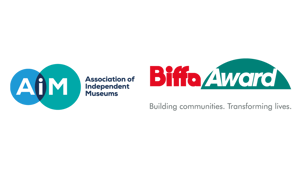 Logo of AIM Biffa Award
