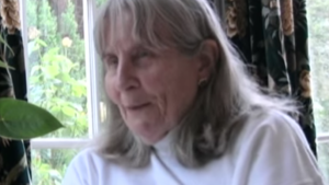 Video still of Lady Susan Marsham