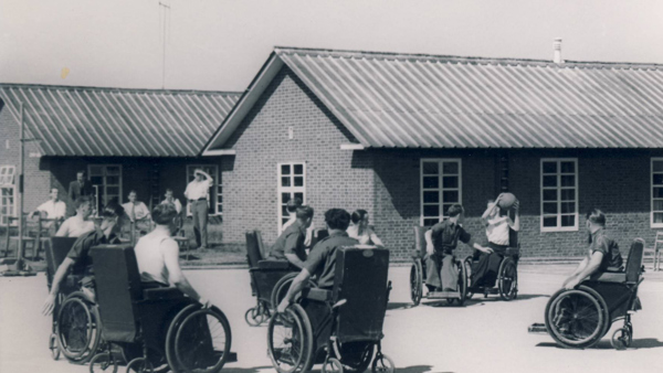 The wheelchair: a brief history
