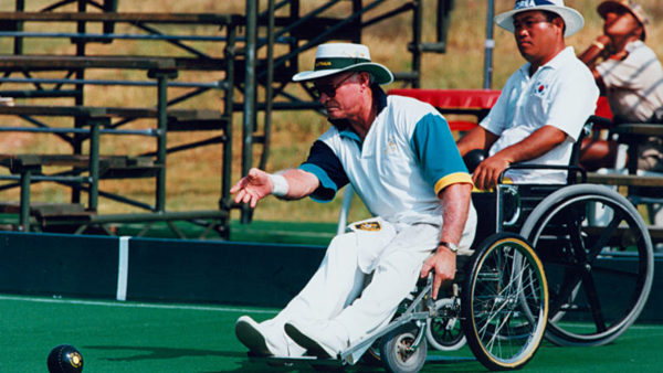 paralympic lawn bowls