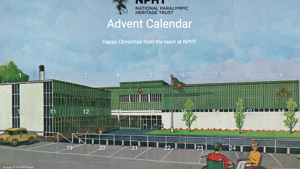 Image of the NPHT 2020 Advent Calendar