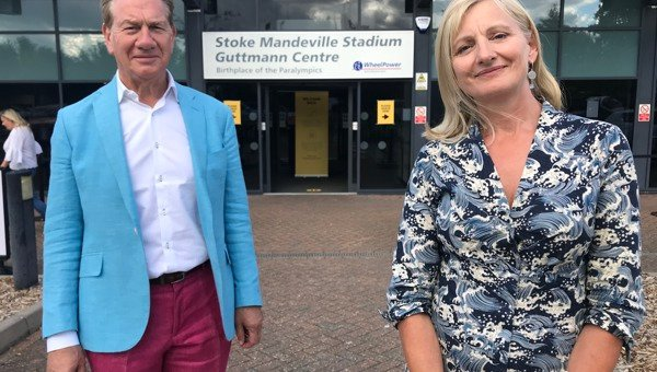 Great British Railway Journeys visit Stoke Mandeville