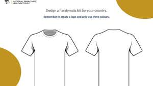 KS1 Design a Paralympic kit
