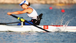 Meet Paralympic rower, Helene Raynsford